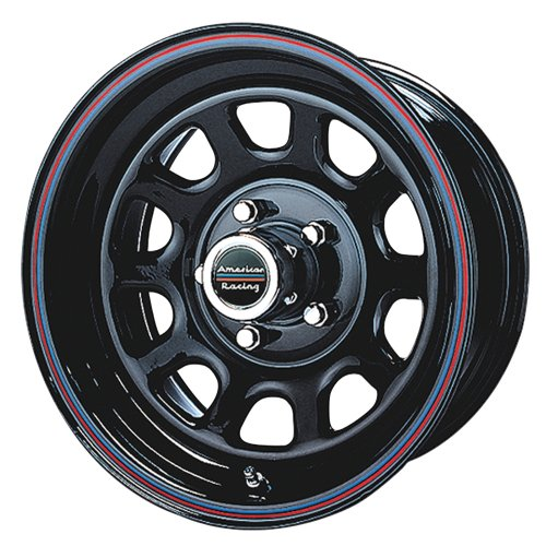American Racing Series AR767 Gloss Black Wheel (15x8