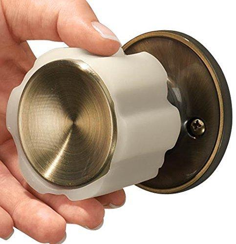 EasyComforts Rubber Door Knob Covers