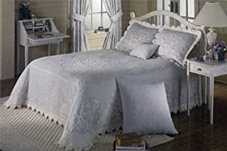 product image for Abigail Adams Matelasse Bedspread - Twin - Antique