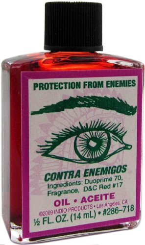 Indio Products Protection Enemies Oil product image