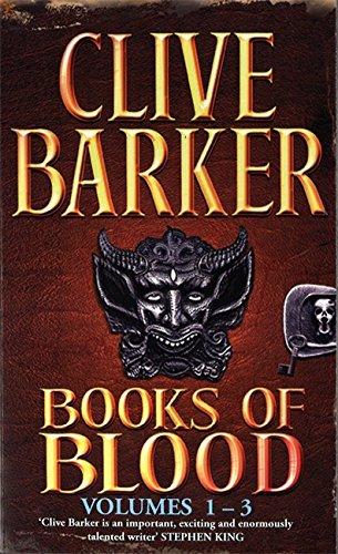 Books of Blood Omnibus: 1 (v. 1)