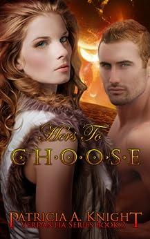 Hers To Cherish (Verdantia Book 3)