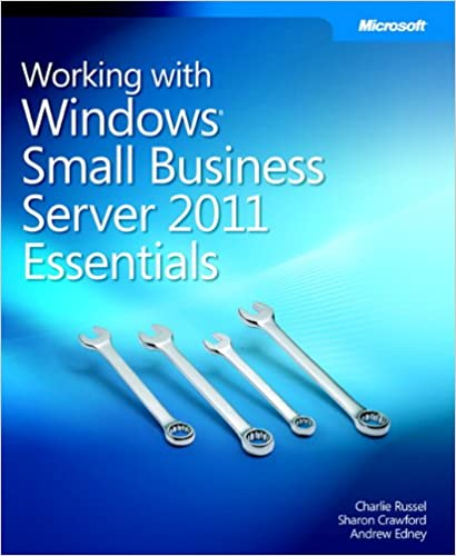 Working with Windows Small Business Server 2011 Essentials: Charlie