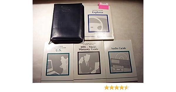 ford explorer 1998 manual español