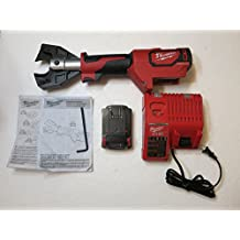 Milwaukee M18 FORCE LOGIC Cable Cutter Kit with 750 MCM Cu Jaws