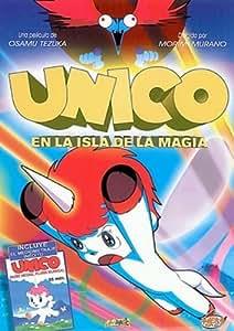 Unico en la isla de la magia [DVD]