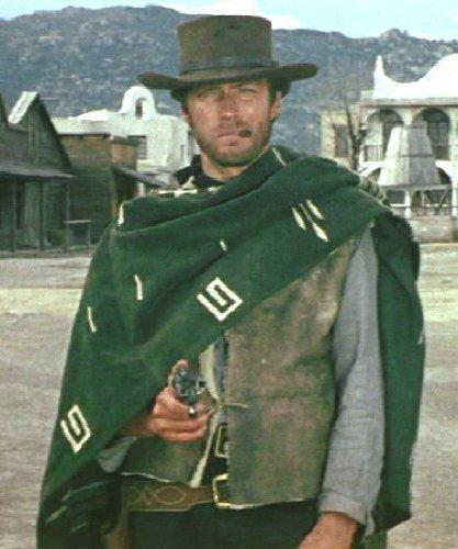 Clint Eastwood Holster Rig Premium Cowboy Western Gun