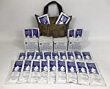 "3 Day 4 Person Emergency Preparedness Survival Food and Water Rations with ""FREE"" Thermal Insulated Tote Bag"