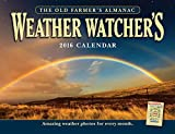 Search : The Old Farmer's Almanac 2016 Weather Watcher's Calendar