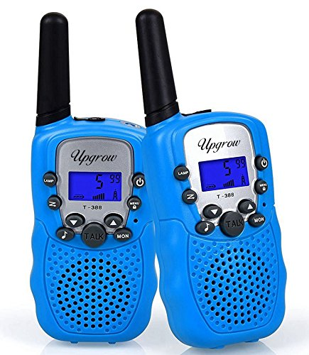 Cheapest Price! Upgrow Kids Walkie Talkies 22 Channel 0.5W FRS/GMRS Two Way Radios Long Range Handhe...