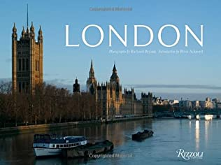 book cover of London