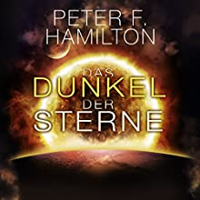 Das Dunkel der Sterne (Die Chronik der Faller 2) Hörbuch von Peter F. Hamilton Gesprochen von: Oliver Siebeck