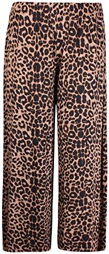 Purple Hanger - Pantalón - para mujer Schwarz & Braun Leopard