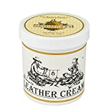 Skidmore's Original Leather Cream | 100% Natural Non Toxic Water Repellent Formula is a Cleaner and Conditioner | Repair a Saddle, Riding Boots, Jacket, Gloves, Chaps, Tack, Belt,Faux Leather | 16oz