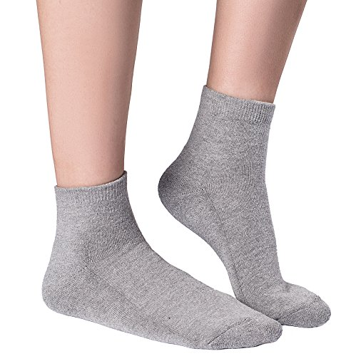 Monica Rea Women's 4 Pack Low Cut/No Show Socks Comfort Casual Socks Perfect For Everyday Activity