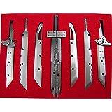 Ff7 Buster Sword Replica 7 Pieces (Tsurugi Sword)