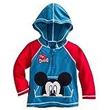 Disney Mickey Mouse Hooded Rash Guard Size 6-9 MO