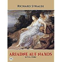 Ariadne auf Naxos in Full Score
