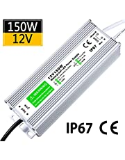 LED Driver 150W 12.5A Waterproof IP67 Power Supply
