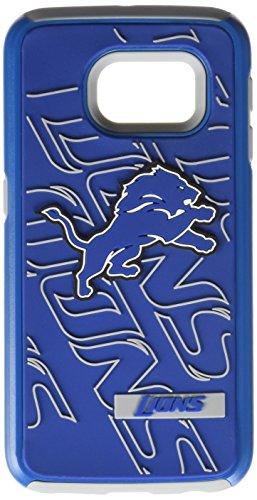 (Detroit Lions Dual Hybrid 2-Piece Sg6 Edge Cover - Tpu)