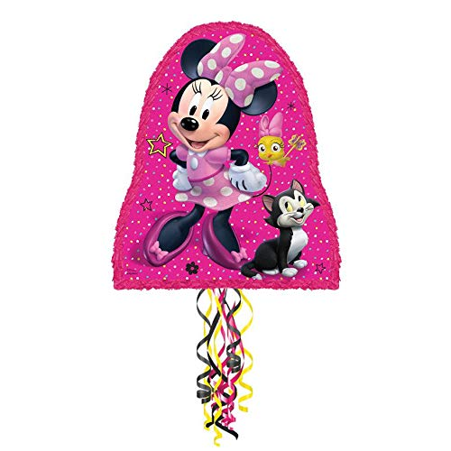 Amscan Minnie Mouse Happy Helpers Pinata (1) -