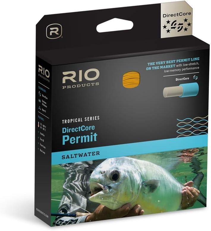 Rio Directcore Permit Fly Line W//Leader