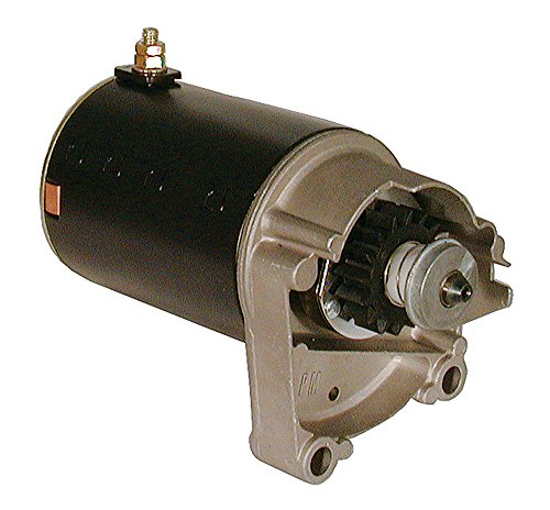Mega-Fire Electric Starter, Briggs & Stratton 497596, ea, 1