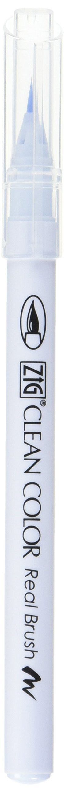 Zig Clean Color Real Brush Marker, Shadow Mauve