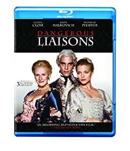 Dangerous Liaisons [Blu-ray]