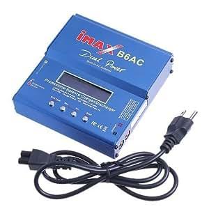 T-Trees iMAX B6-AC B6AC Lipo NiMH 3S RC Battery Balance Charger