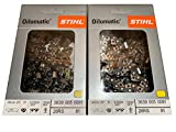 Stihl 26RS 81 Drive Links .325 Pitch .063 Gauge (2 Pack) Rapid Super Chainsaw Chain