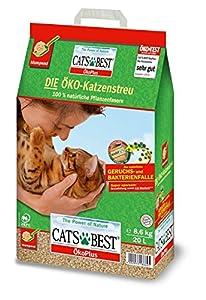 Cat S Best 214 Koplus Wood Pellet Litter 20 Litre 11 Kilogram