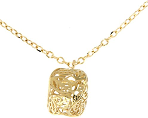 collier femme or amazon