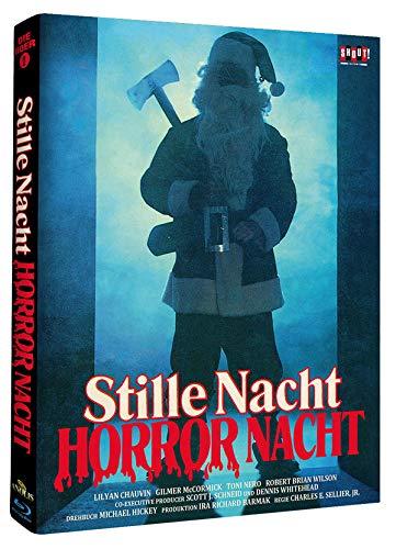 Stille Nacht - Horror Nacht (Phantastische Filmklassiker Nr. 5) - Mediabook/Limited Uncut Edition (Cover B)
