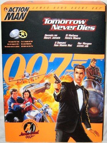 Figure James 12 Bond - James Bond 007 in Tuxedo Tomorrow Never Dies 12-Inch Action Figure (1999)