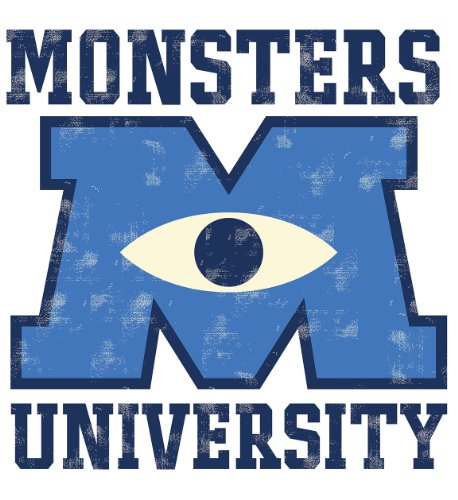 Roommates Rmk2265Gm Monsters University Giant Peel And Stick Wall Decals