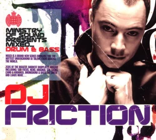 Download VA - Ministry Of Sound Presents Mixed... Drum & Bass (Mixed By DJ Friction) [MOSCD211] mp3