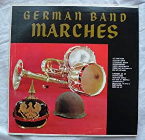 German Band Marches (Old and New)