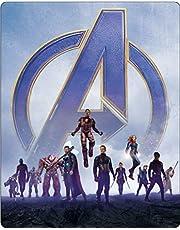 Vingadores: Ultimato [Blu-ray] Duplo Steelbook