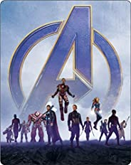 Vingadores: Ultimato [Blu-ray] Duplo Steelbook