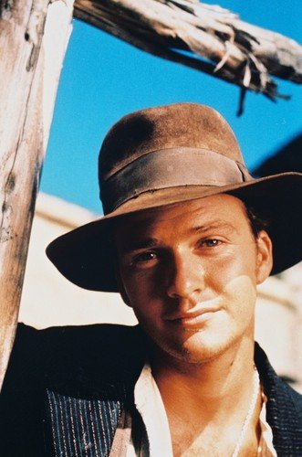 Sean Patrick Flanery in The Young Indiana Jones Chronicles Poster