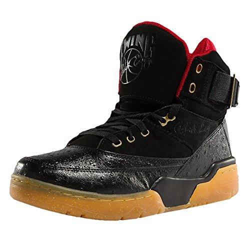Ewing Scarpe Ross nero Uomo 33HI MMG Sneaker Rick Athletics rg6zqr