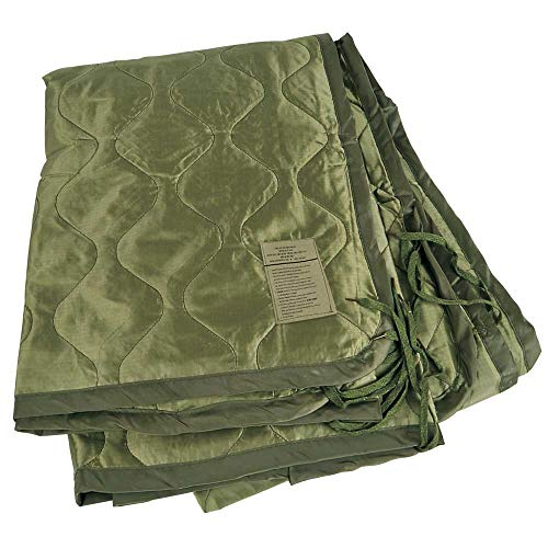 Medals of America Military OD Green Poncho Liner -