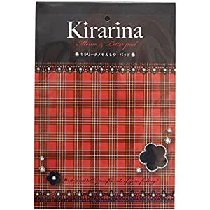 "Copic Marker Kirarina Memo Pad 3.9""X5.8"" 80/Pkg-Bold"