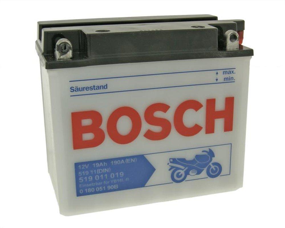 Batterie BOSCH YB16L-B 12 Volt [ inkl.7.50 EUR Batteriepfand ]