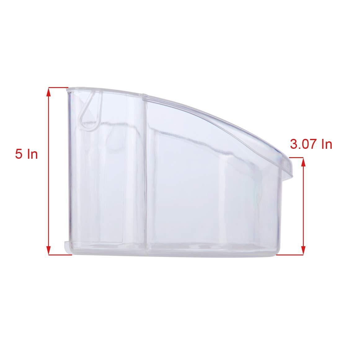 240356402 Frigidaire Door Shelf Bin Unit Compatible with frigidaire Kenmore,electrolux,Upper Slot Replacement Shelf,Replaces ffss2315td0,lfus2613leo,240430312,240356416,240356407,AP2549958