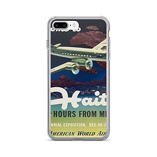 vintage-poster-haiti-iphone-7-plus-case