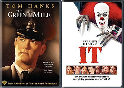 Stephen King Classics - It (1990) & The Green Mile 2-DVD Bundle