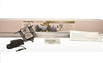 Gualala Robotics 04-155-008 LightRail 4.0 AdjustaDrive EU Motor mit zweiteiliger Rail