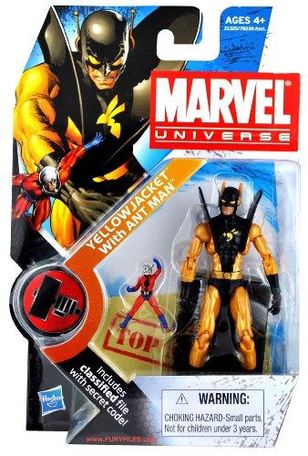 yellowjacket action figure - 8